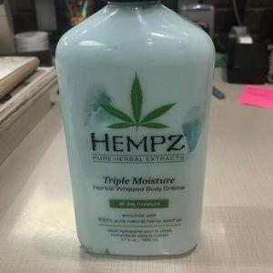 Other - Hempz Herbal Whipped Body Cream